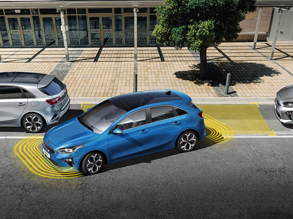 kia ceed smart park assist system